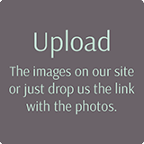 Use Dropbox or upload your wedding photos online