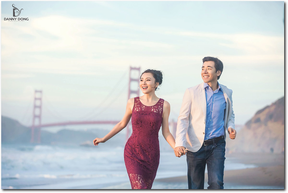 Wedding Photography Retouching: Crazy Engagement Photo Ideas
