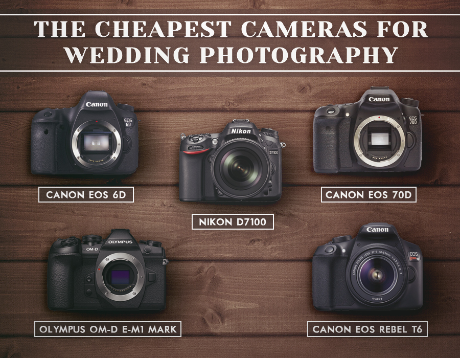 cheap best camera for wedding photography