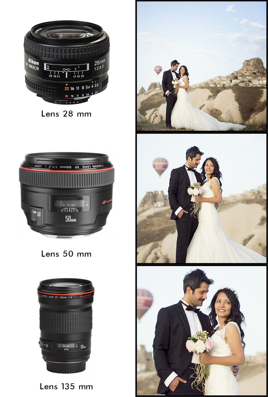 lenses-for-wedding-photography