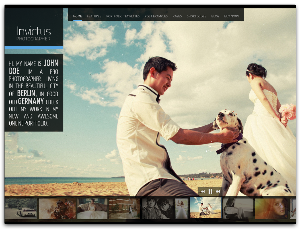 Wedding photography website template enchanting wedding photography amazing wedding photography website template picture collection accmission Image collections