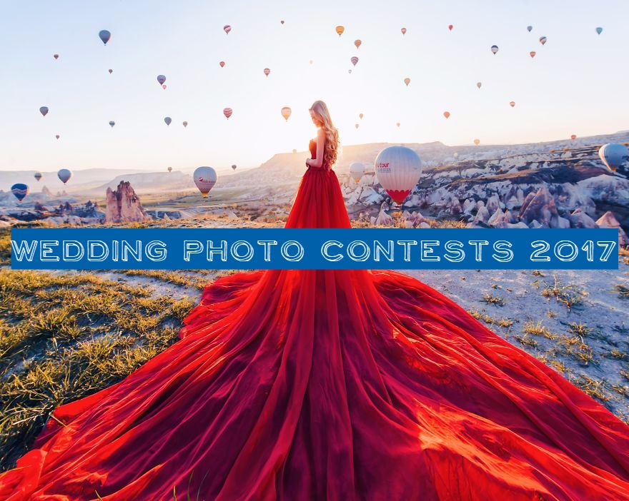 A small tour through the main wedding photographers contests and festivals 2017
