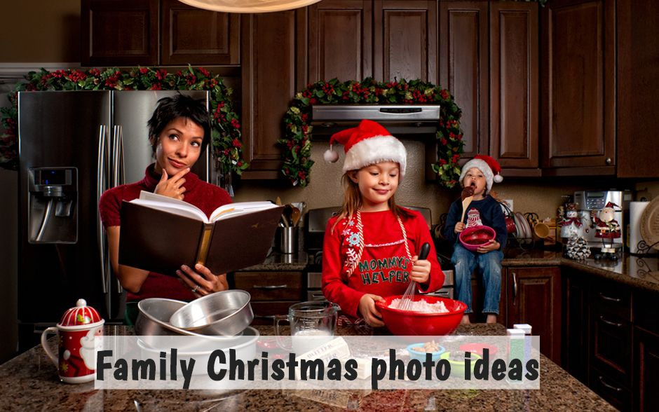 Amazing Family Christmas Photo Outfit Ideas